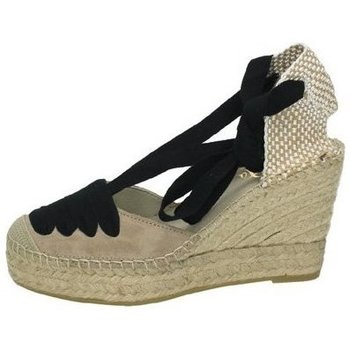 Zapatos Mujer Alpargatas Vidorreta Valenciana piedra PIEDRA