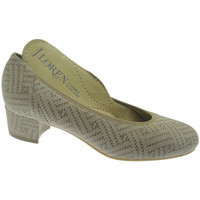 Zapatos Mujer Zapatos de tacón Calzaturificio Loren LO60713li grigio