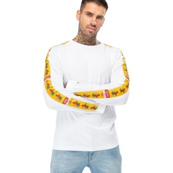 textil Hombre Camisetas manga larga Hype  Multicolor