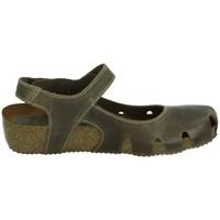Zapatos Mujer Sandalias Interbios Sandalias beig-teja Beige