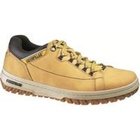 Zapatos Hombre Derbie & Richelieu Caterpillar Apa Amarillos