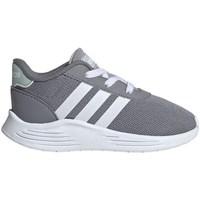 Zapatos Niños Zapatillas bajas adidas Originals Lite Racer 20 I Grises