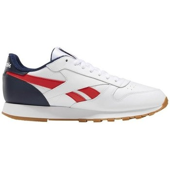 Zapatos Hombre Derbie & Richelieu Reebok Sport CL Leather MU Blanco