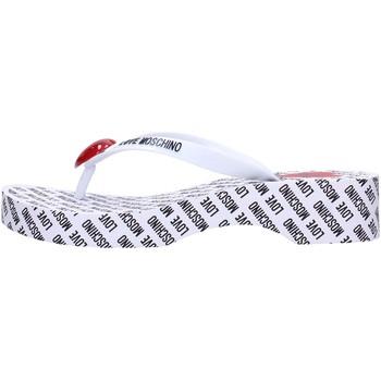 Zapatos Mujer Chanclas Love Moschino JA28174G0A Multicolore