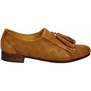 Zapatos Mujer Mocasín Calpierre VISES REVINS ocra