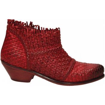 Zapatos Mujer Botines J.p. David PAPUA INTRECCIATO rosso