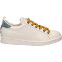 Zapatos Hombre Zapatillas bajas Panchic LOW CUT LEATHER FULL GRAIN white-niagara