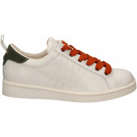 Zapatos Hombre Zapatillas bajas Panchic LOW CUT LEATHER FULL GRAIN white-birch