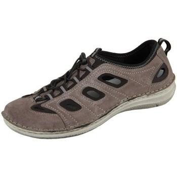 Zapatos Hombre Sandalias de deporte Josef Seibel Slipper Anvers Grises, Marrón