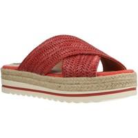 Zapatos Mujer Sandalias MTNG 58722M Rojo