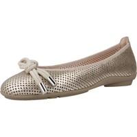 Zapatos Mujer Bailarinas-manoletinas Hispanitas CAPRI Marron