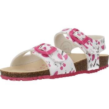 Zapatos Niña Sandalias Garvalin 202666 Blanco