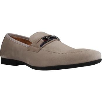 Zapatos Hombre Mocasín Ric.bel M0C-METAL ANTE Marron