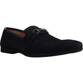 Zapatos Hombre Mocasín Ric.bel 124896 Azul