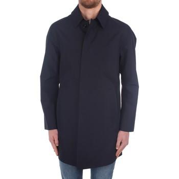 textil Hombre Abrigos Kired PABLO68080 azul