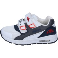Zapatos Niño Zapatillas bajas Ellesse BN656 blanco