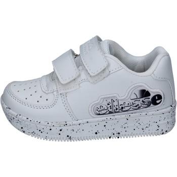 Zapatos Niño Zapatillas bajas Ellesse BN658 blanco