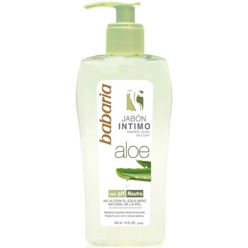 Belleza Productos baño Babaria ALOE VERA PH NEUTRO GEL INTIMO 300ML Multicolor