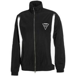 textil Hombre Chaquetas de deporte Puma  Negro