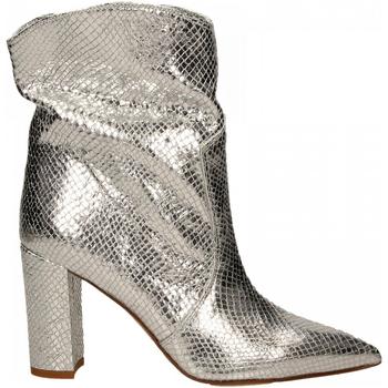 Zapatos Mujer Botines Martina T TRONCHETTO DELHI argento