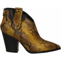 Zapatos Mujer Botines Janet&Janet SATIRO giallo-nero