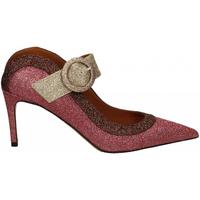 Zapatos Mujer Zapatos de tacón Martina T SABOT GLITTER rosso