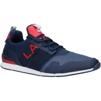 Zapatos Hombre Multideporte Lacoste 39CMA0008 MENERVA Azul