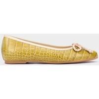 Zapatos Mujer Bailarinas-manoletinas Pedro Miralles Sicilia vert