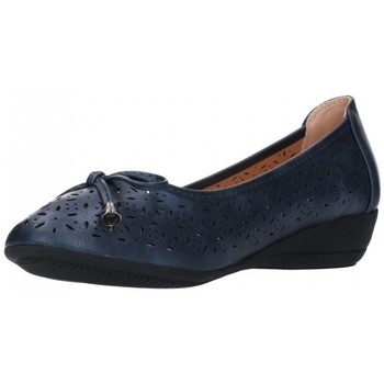 Balleri 2059-1 Mujer Azul marino bleu - Zapatos Bailarinas Mujer 1996