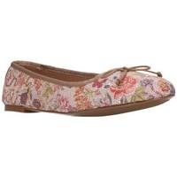 Zapatos Mujer Bailarinas-manoletinas Calmoda 62x 608 spring lyon caoba Mujer Beige beige