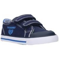 Zapatos Niño Deportivas Moda Pablosky 960920 Niño Azul marino bleu