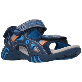 Zapatos Niño Sandalias Pablosky 963730 Niño Azul marino bleu