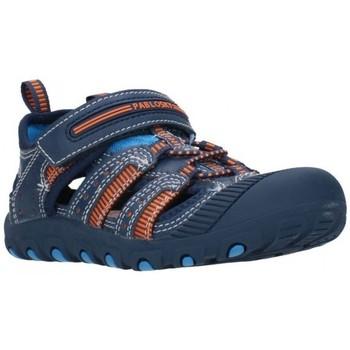 Zapatos Niño Sandalias Pablosky 963830 Niño Azul marino bleu