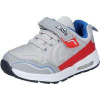Zapatos Niño Zapatillas bajas Ellesse BN659 gris