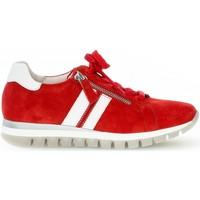 Zapatos Mujer Zapatillas bajas Gabor 46.355/38T35-2.5 Rojo