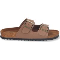 Zapatos Hombre Zuecos (Mules) Flyfor M-151 Camel