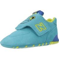Zapatos Niño Zapatillas altas New Balance CC574 Azul