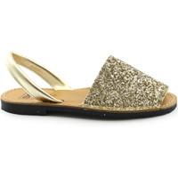 Zapatos Mujer Sandalias Ska -CCC-IBIZA-DGL-132 Oro
