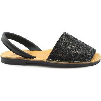 Zapatos Mujer Sandalias Ska -CCC-IB-DGN-NE Nero