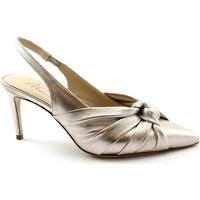 Zapatos Mujer Zapatos de tacón Malù Malù MAL-E20-3735-PL Platino
