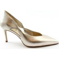 Zapatos Mujer Zapatos de tacón Malù Malù MAL-E20-3736-PL Platino