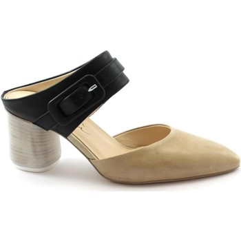 Zapatos Mujer Sandalias Malù Malù MAL-E20-4304-SN Beige