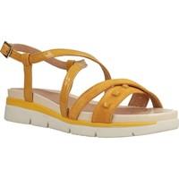 Zapatos Mujer Sandalias Stonefly ELODY 2 Amarillo