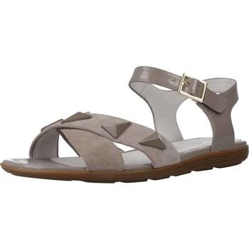Zapatos Mujer Sandalias Stonefly ALISYA 7 VEL/PATENT Marron