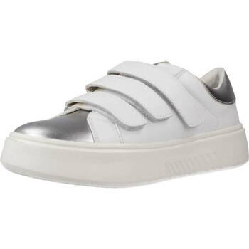 Zapatos Mujer Deportivas Moda Geox D NHENBUS C Blanco