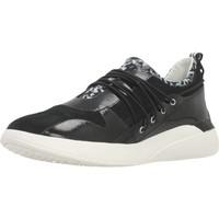 Zapatos Mujer Deportivas Moda Geox D THERAGON A Negro