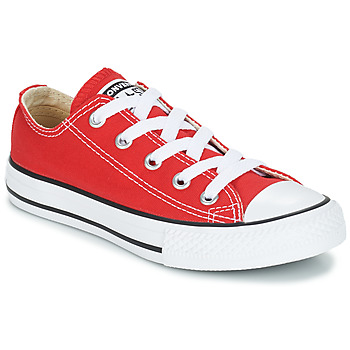 Zapatos Niños Zapatillas bajas Converse CHUCK TAYLOR ALL STAR CORE OX Rojo