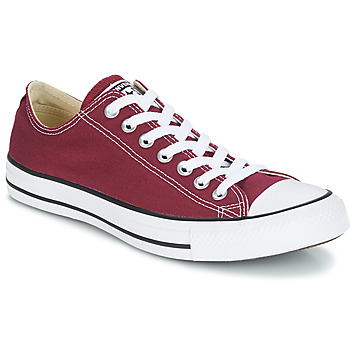 Zapatos Zapatillas bajas Converse CHUCK TAYLOR ALL STAR CORE OX Burdeo