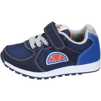 Zapatos Niño Zapatillas bajas Ellesse BN663 azul