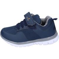 Zapatos Niño Zapatillas bajas Ellesse BN665 azul